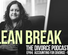 Clean Break: Finances, Accounting and Divorce