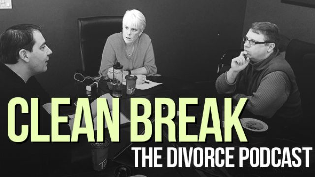 CLEAN BREAK: Mortgages and Divorce with Chad Robinson