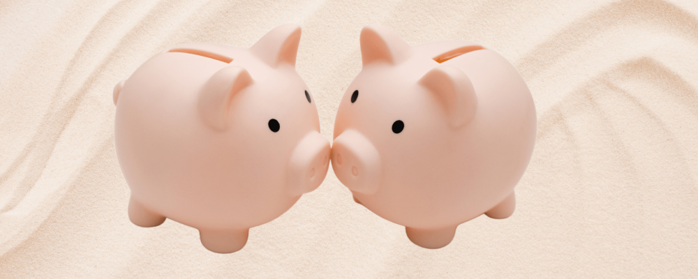 Having separate bank accounts doesn't mean you don't love your partner